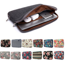 """Soft Laptop Sleeve Case Notebook Cover Bag Computer Pouch For 11""""~17"""" Asus Dell"""