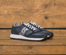 Saucony Originals Jazz Original navy silver BNWT casual trainers