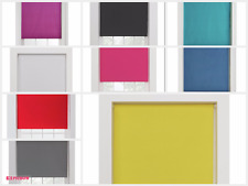 ColourMatch Blackout Thermal Roller Blind-4ft-Grape/Black/Teal/White/Blue/Grey