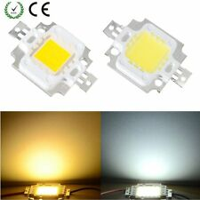 1/5/10Pc 10W SMD Flood Light Led Chip Light Cool/Warm White High Power Chip Bulb