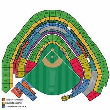 4 Milwaukee Brewers vs St. Louis Cardinals Tickets 08/02/17 (Milwaukee)