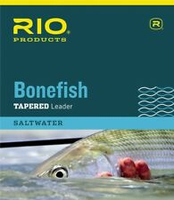 Rio Products Fly Fishing Bonefish Saltwater Tapered Leader