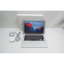 Apple MacBook Air (OS x El Capitan 10.11.6, Intel Core i5 @ 1.6GHz, 8GB Ram, 13.