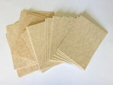 ACEO ATC 3.5X2.5 Inches Blank Cards 24 Lb Aged Color Parchment Paper You Choose