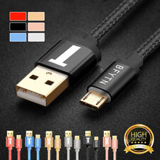 6.6FT Micro USB Data Cable Sync Charging Cord Charger for Cell Phones Samsung S7