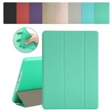 Magnetic Ultraslim Trifold TPU Smart Cover for Apple iPad 2 3 / Air 2 / Pro 9.7""