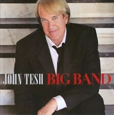 Big Band * by John Tesh (CD, Garden City Music)