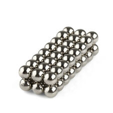"Dia 4mm/0.16"" N42 Neodymium Sphere Magnets NdFeB Rare Earth Magnets 10/50/200pcs"