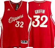 BLAKE GRIFFIN LOS ANGELES CLIPPERS NBA CHRISTMAS DAY 2015 SWINGMAN JERSEY