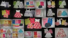 Girls 3 3T Spring Summer Clothing GYMBOREE JANIE & JACK Lot 46 pcs NWT EUC