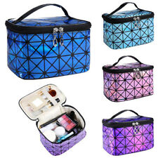 Lady Women Multifunction Travel Cosmetic Bag Makeup Case Pouch Organizer Fast
