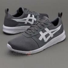 Shoes Asics Lyte-Jogger H7G1N 9701 Sneakers Man Carbon White Sport