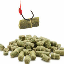 1/2/3/4/5 Bags / Lot Green Fishing Baits Smell Grass Carp Baits Fishing Lures ES