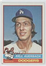 1976 Topps #622 Rick Auerbach Los Angeles Dodgers Baseball Card