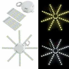 12/16/20/24W LED Celling Lamp 5730SMD White Octopus Round Light Kitchen Bedroom
