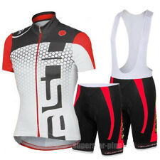 Unisex Mens Short Sleeve Clothing Sets Bicycle Cycling Bike Sports Jersey Shorts