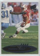 1999 Press Pass Torquers 10 Torry Holt North Carolina State Wolfpack Rookie Card