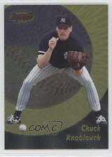 1998 Bowman's Best #10 Chuck Knoblauch New York Yankees Baseball Card