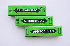 Aphrodisiac Love Chewing Gum Libido Enhancer For Women Drive Stimulant Female