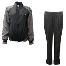 Nike Sporting Excellence Womens Polyester Regular Fit Tracksuit Black