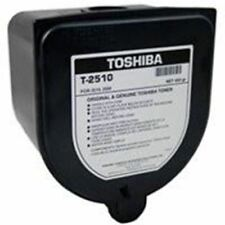 Genuine Toshiba T2510 - L T-2510 - L Toner Cartridge Black