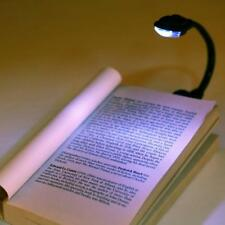 Clip On Book Reading Light Bright Led Lamp Booklight For Amazon Kindle Wifi  LN