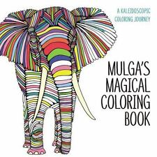 Mulga's Magical Coloring Book: A Kaleidoscopic Coloring Journey by Paperback Boo