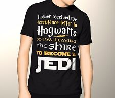 Harry Potter, Lord of the Rings, and Star Wars Mashup Shirt Premium