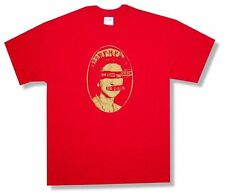 Sex Pistols God Save The Queen HMP Red T Shirt New Official Band Merch