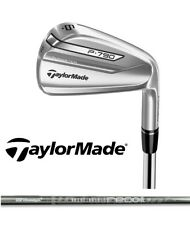 """New Taylormade Golf P 790 Irons 2018 P790 Set Graphite UST Recoil 3 Up 1"""" Long"""