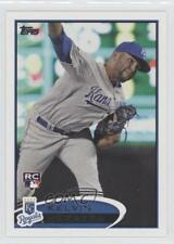 2012 Topps #211 Kelvin Herrera Kansas City Royals RC Rookie Baseball Card