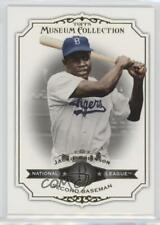2012 Topps Museum Collection #82 Jackie Robinson Brooklyn Dodgers Baseball Card