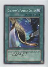 2004 Yu-Gi-Oh! Invasion of Chaos #IOC-091 Gryphon's Feather Duster YuGiOh Card