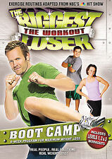 The Biggest Loser - The Workout: Boot Camp (DVD, 2008) NEW/SEALED