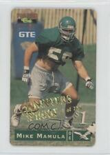 1995 Classic Pro Line Series II GTE Phone Cards $1 Printers Proof 14 Mike Mamula