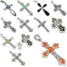 Factory direct jewelexi holy cross 925 sterling silver pendant jewelry 4991B