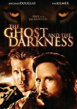GHOST AND THE DARKNESS (DVD, 2013) NEW