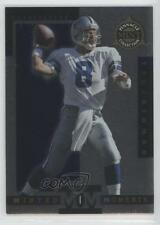 1998 Pinnacle Mint Collection Minted Moments #11 Troy Aikman Dallas Cowboys Card