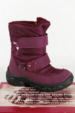 Superfit Girl Gore-Tex Boots Ankle Boots Fuchsia 091 NEW