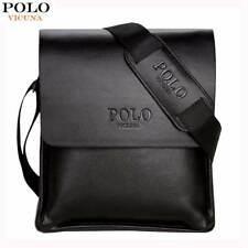 VICUNA POLO Famous Brand Casual Business Leather Vintage Men's Crossbody Bag