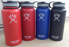 Hydro Flask Wide Mouth 32 oz. Bottle- Asst. Colors, USA Seller,Fast Delivery!