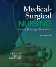 Medical-Surgical Nursing: Critical Thinking in Patient Care (5th Edition) by Pr