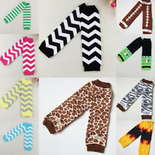 Knee Winter Leg Warmers Fall Cotton Running Fuzzy Leggings For Unisex Baby