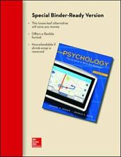 Looseleaf for Psychology: The Science of Mind and Behavior by Passer, Michael,