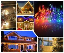 LED Lights String Wire LED Fairy Christmas Xmas Party Wedding Outdoor Decor 10m
