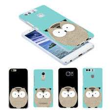Cute Owl Case Cover for iPhone 8 Samsung S8 Huawei P9 Mate 9 Xiaomi Note 2 Sweet