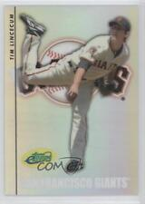 2008 eTopps #42 Tim Lincecum San Francisco Giants Baseball Card