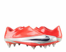 Nike Mercurial Vapor V SG Max Orange/Abyss-Silver Men's Soccer Cleats 354567-851