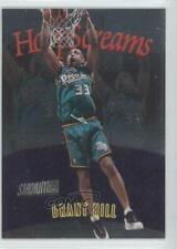 1997-98 Topps Stadium Club Hoop Screams #HS6 Grant Hill Detroit Pistons Card