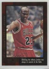 1999-00 Upper Deck Career Box Set Base #31 Michael Jordan Chicago Bulls Card